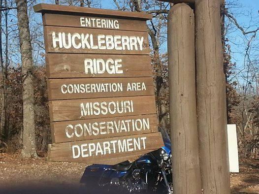Huckleberry Ridge