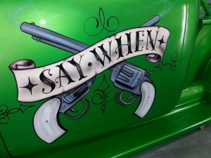 Say When Truck