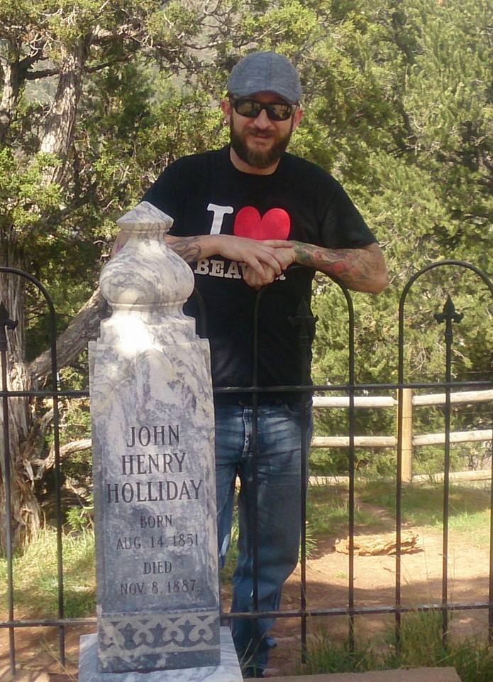 Tombstone trip to Doc's Grave